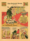 Cover for The Spirit (Register and Tribune Syndicate, 1940 series) #10/6/1940 [Detroit News edition]
