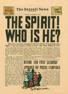 Cover for The Spirit (Register and Tribune Syndicate, 1940 series) #10/13/1940 [Detroit News edition]