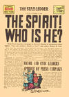 Cover for The Spirit (Register and Tribune Syndicate, 1940 series) #10/13/1940 [Newark NJ Star Ledger edition]