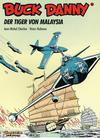Cover for Buck Danny (Carlsen Comics [DE], 1989 series) #13 - Der Tiger von Malaysia