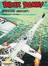 "Cover for Buck Danny (Carlsen Comics [DE], 1989 series) #23 - Operation ""Mercury"""
