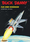 Cover for Buck Danny (Carlsen Comics [DE], 1989 series) #25 - Flug ohne Wiederkehr