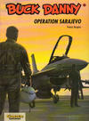 Cover for Buck Danny (Carlsen Comics [DE], 1989 series) #40 - Operation Sarajevo