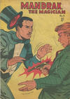 Cover for Mandrake the Magician (Young's Merchandising Company, 1957 ? series) #9