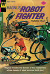 Cover for Magnus, Robot Fighter (Western, 1963 series) #37 [Whitman Variant]