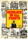 Cover for Herblock on All Fronts (New American Library, 1980 series)