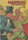 Cover for Mandrake the Magician (Young's Merchandising Company, 1957 ? series) #10