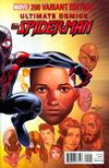 Cover for Ultimate Comics Spider-Man (Marvel, 2011 series) #200 [David Marquez Variant]