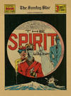 Cover for The Spirit (Register and Tribune Syndicate, 1940 series) #10/20/1940 [Washington DC Star edition]