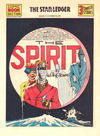 Cover for The Spirit (Register and Tribune Syndicate, 1940 series) #10/20/1940 [Newark NJ Star Ledger edition]