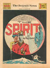 Cover for The Spirit (Register and Tribune Syndicate, 1940 series) #10/20/1940 [Detroit News edition]