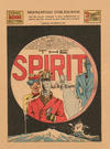 Cover for The Spirit (Register and Tribune Syndicate, 1940 series) #10/20/1940 [Minneapolis Star Journal edition]