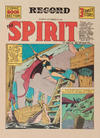 Cover Thumbnail for The Spirit (1940 series) #11/10/1940 [Philadelphia Record edition]