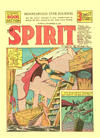 Cover Thumbnail for The Spirit (1940 series) #11/10/1940 [Minneapolis Star Journal edition]