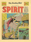Cover for The Spirit (Register and Tribune Syndicate, 1940 series) #11/10/1940 [Washington DC Star edition]