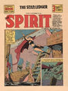 Cover for The Spirit (Register and Tribune Syndicate, 1940 series) #11/10/1940 [Newark NJ Star Ledger edition]
