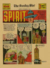 Cover for The Spirit (Register and Tribune Syndicate, 1940 series) #11/17/1940 [Washington DC Star edition]