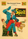 Cover Thumbnail for The Spirit (1940 series) #12/1/1940 [Detroit News edition]