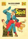 Cover Thumbnail for The Spirit (1940 series) #12/1/1940 [Newark NJ Star Ledger edition]