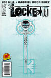 Cover Thumbnail for Locke & Key (2008 series) #1 [Dynamic Forces Negative Variant]