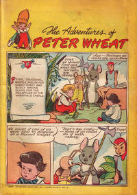 Cover Thumbnail for The Adventures of Peter Wheat (Peter Wheat Bread and Bakers Associates, 1948 series) #18