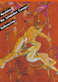 Cover Thumbnail for Die luftdichte Garage (Volksverlag, 1983 series)