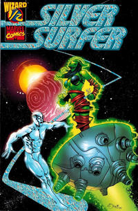 Cover Thumbnail for Silver Surfer (Marvel; Wizard, 1998 ? series) #1/2 [Foil Variant]