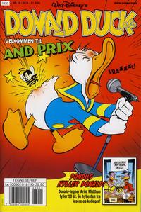 Cover Thumbnail for Donald Duck & Co (Hjemmet / Egmont, 1948 series) #18/2014