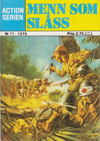 Cover Thumbnail for Action Serien (Atlantic Forlag, 1976 series) #11/1979