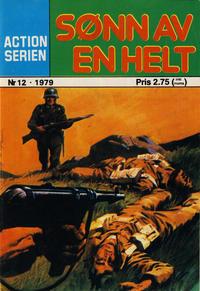 Cover Thumbnail for Action Serien (Atlantic Forlag, 1976 series) #12/1979