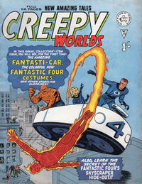 Cover Thumbnail for Creepy Worlds (Alan Class, 1962 series) #35