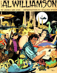 Cover Thumbnail for The Art of Al Williamson (Pacific Comics, 1983 series)