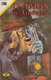 Cover Thumbnail for Leyendas de América (Editorial Novaro, 1956 series) #235