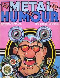 Cover Thumbnail for Métal Hurlant (Les Humanoïdes Associés, 1975 series) #46 bis