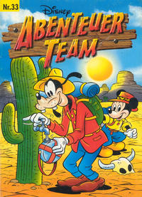 Cover Thumbnail for Abenteuer Team (Egmont Ehapa, 1996 series) #33