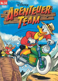 Cover Thumbnail for Abenteuer Team (Egmont Ehapa, 1996 series) #34