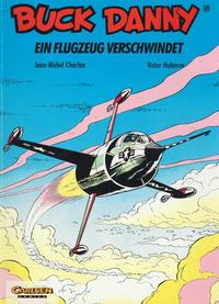 Cover Thumbnail for Buck Danny (Carlsen Comics [DE], 1989 series) #15 - Ein Flugzeug verschwindet