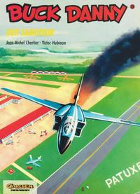 Cover Thumbnail for Buck Danny (Carlsen Comics [DE], 1989 series) #19 - Der Saboteur