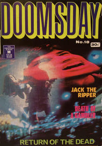 Cover Thumbnail for Doomsday (K. G. Murray, 1972 series) #18