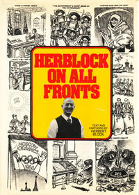 Cover Thumbnail for Herblock on All Fronts (New American Library, 1980 series)
