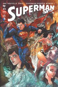 Cover Thumbnail for Superman Saga (Urban Comics, 2014 series) #5