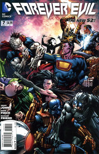 Cover Thumbnail for Forever Evil (DC, 2013 series) #7