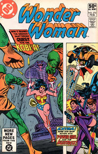 Cover Thumbnail for Wonder Woman (DC, 1942 series) #276 [Direct Sales Variant]