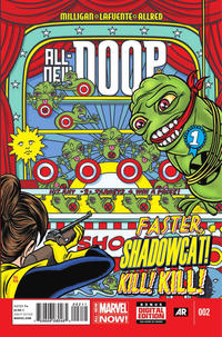 Cover Thumbnail for All-New Doop (Marvel, 2014 series) #2
