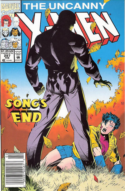 Cover for The Uncanny X-Men (Marvel, 1981 series) #297