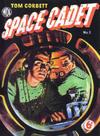 Cover for Tom Corbett Space Cadet (World Distributors, 1953 series) #1