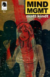 Cover Thumbnail for Mind Mgmt (2012 series) #1 [Alternate Cover]