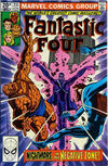Cover Thumbnail for Fantastic Four (1961 series) #231 [British Price Variant]
