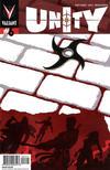 Cover for Unity (Valiant Entertainment, 2013 series) #6 [Cover B - Raúl Allén]