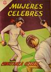Cover for Mujeres Célebres (Editorial Novaro, 1961 series) #51